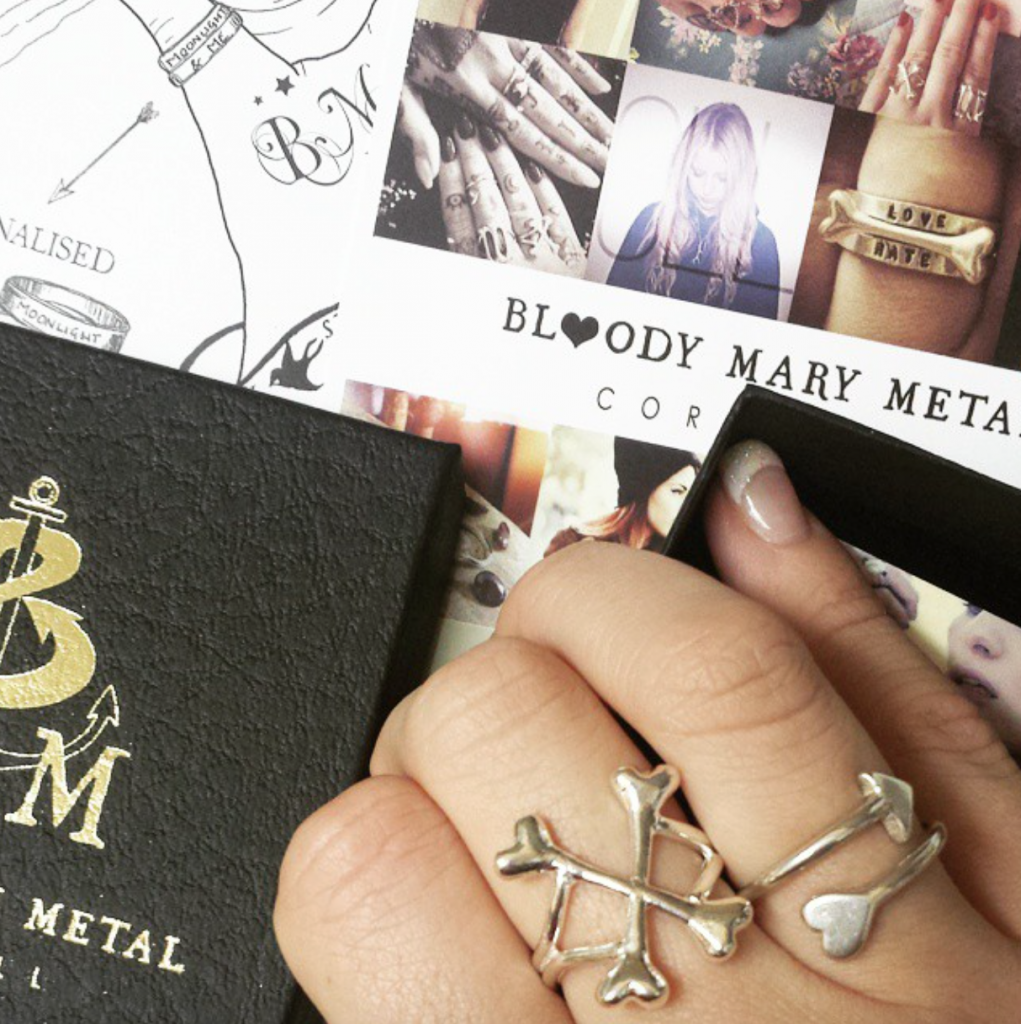 Bloody Mary Metal: Independent jewellery brands are smashing it