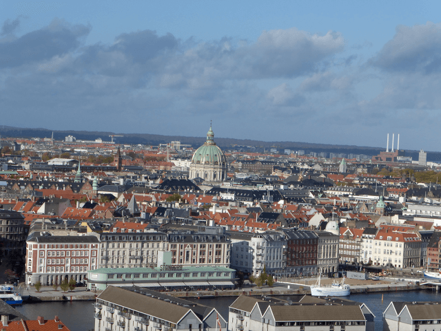My First Impressions On Copenhagen