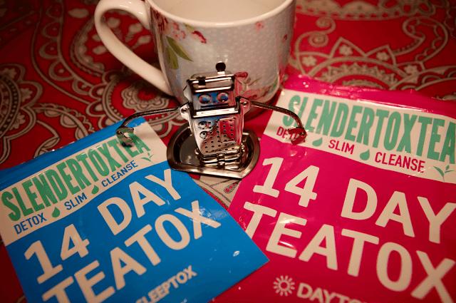 Tea Detox: SlendertoxTea Vs BooTea