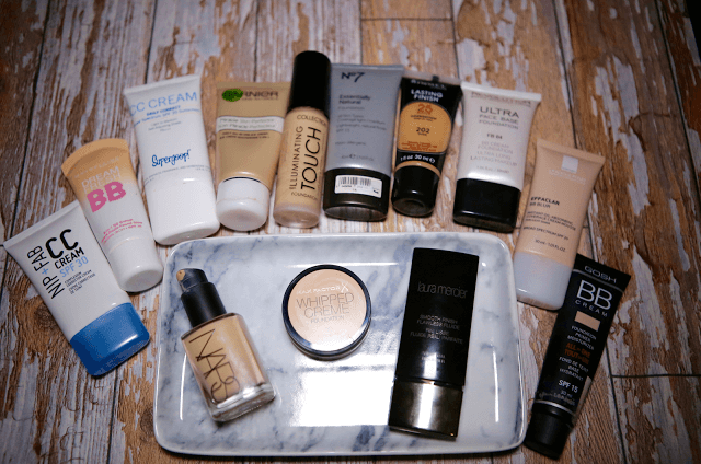 A Total Rundown Of My Foundation/ Bases Collection