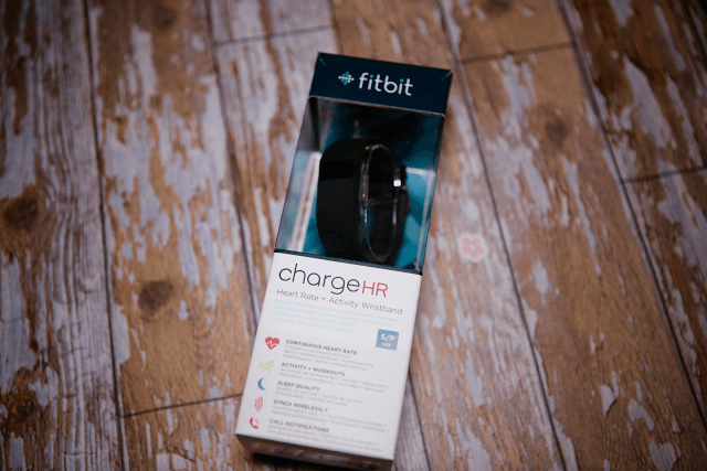 My FitBit Charge HR Is The Best Investments I've Made