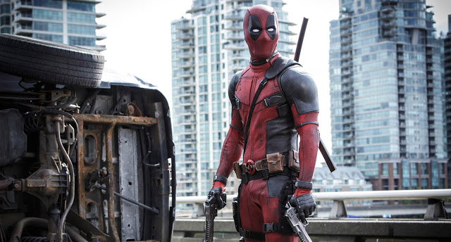 Welcome Your New Favourite Superhero: Deadpool