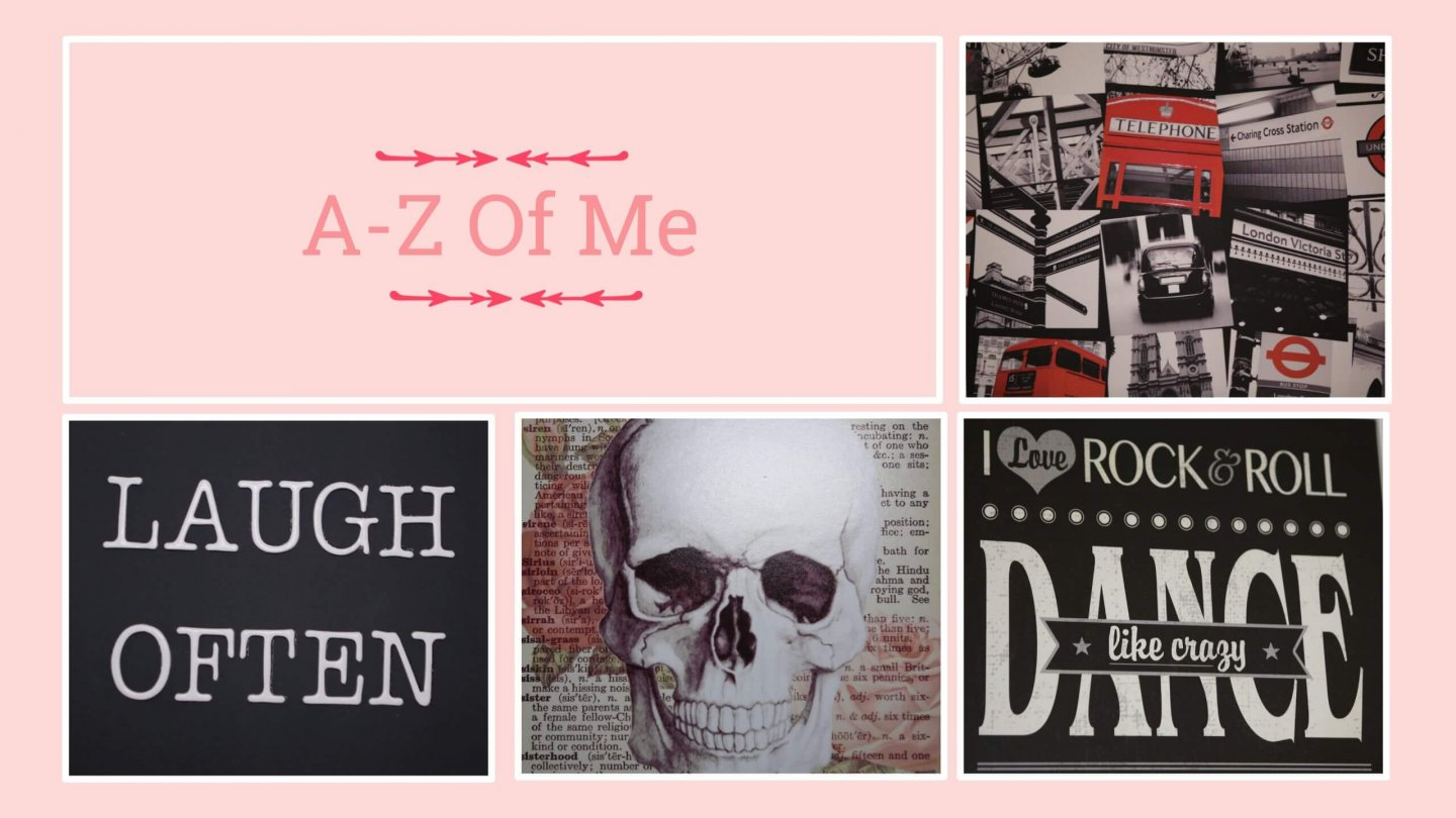 A-Z of Me