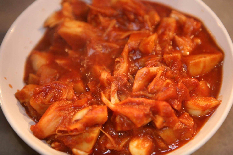 Slimming World Pulled Jackfruit Recipe
