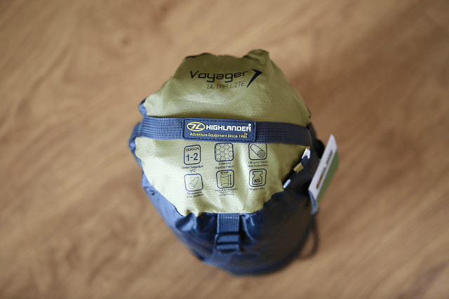 Festival Essentials: Highlander Sleeping Bag