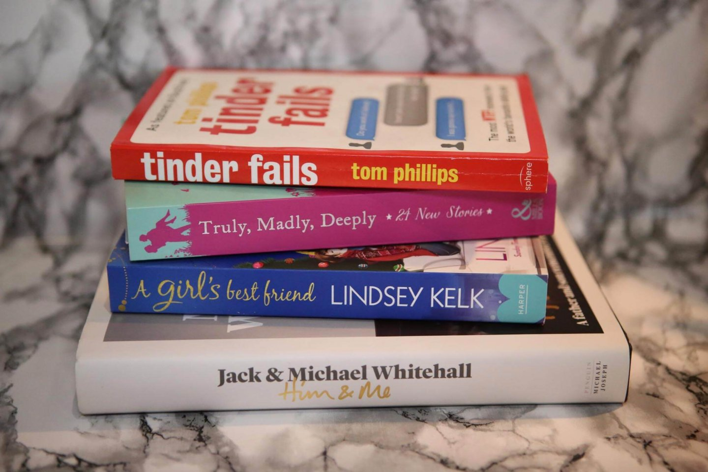 What I've Been Reading In April