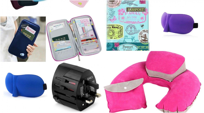 EBay Bargain Haul – May 2016 (Travel Edition)