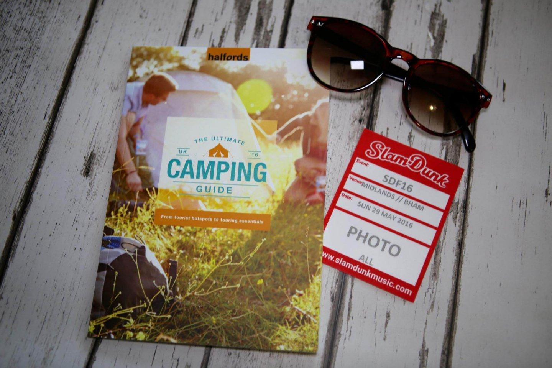 Summertime Festival Camping