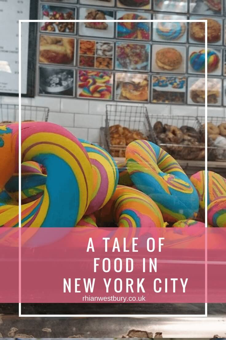A Tale Of Food In New York City