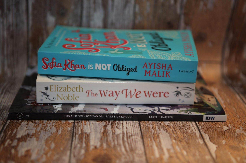 Junes' Reading List