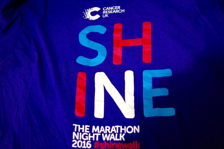 Shine Night Walk – Marathon Number Two