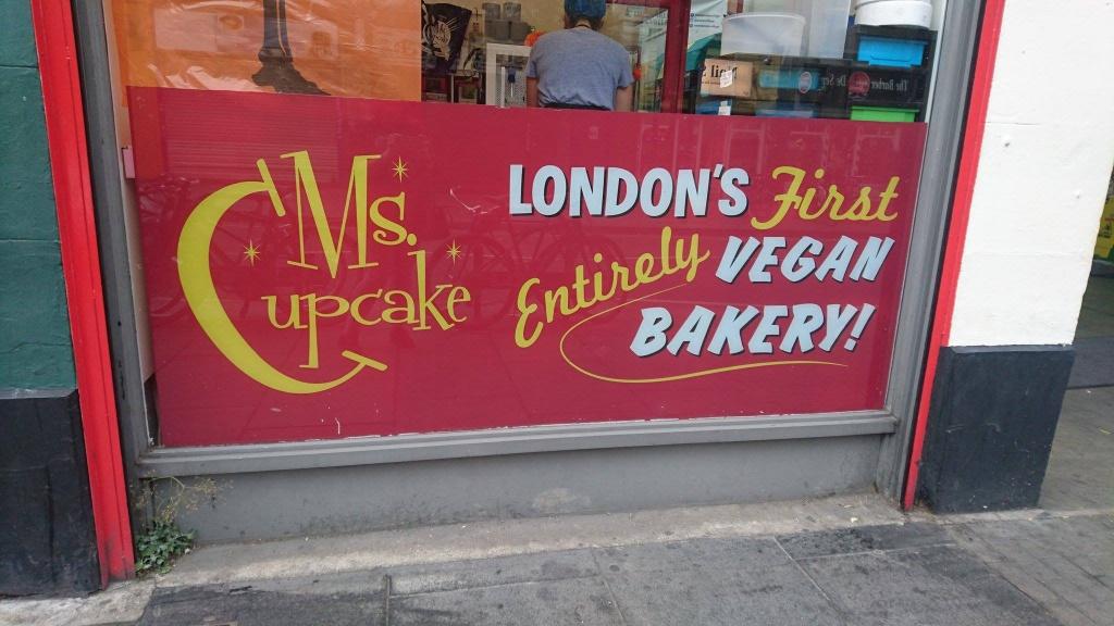 ms cupcake brixton