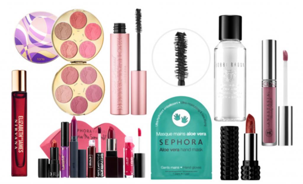 Sephora VIB Sale Wishlist