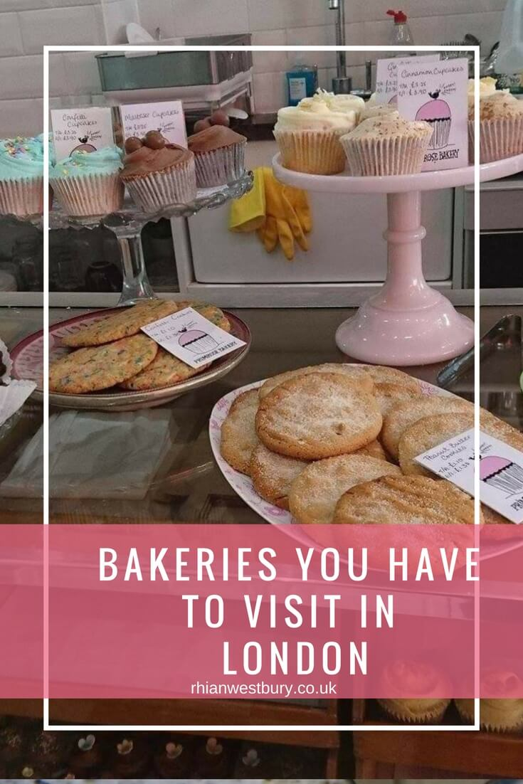 Bakeries You Have To Visit In London