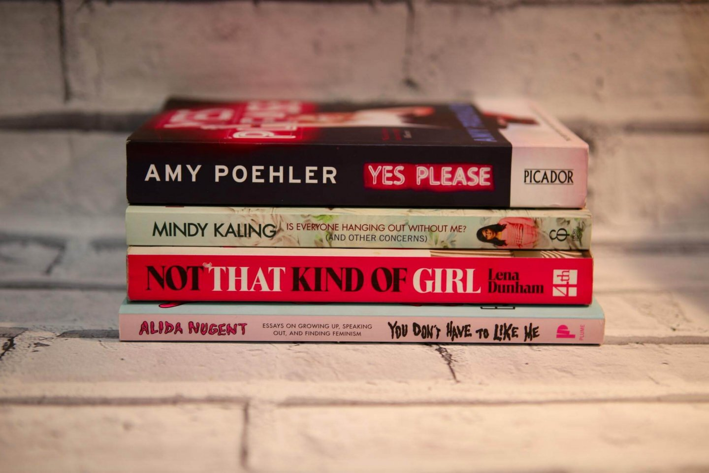 Non-Fiction Books By Kick Ass Females