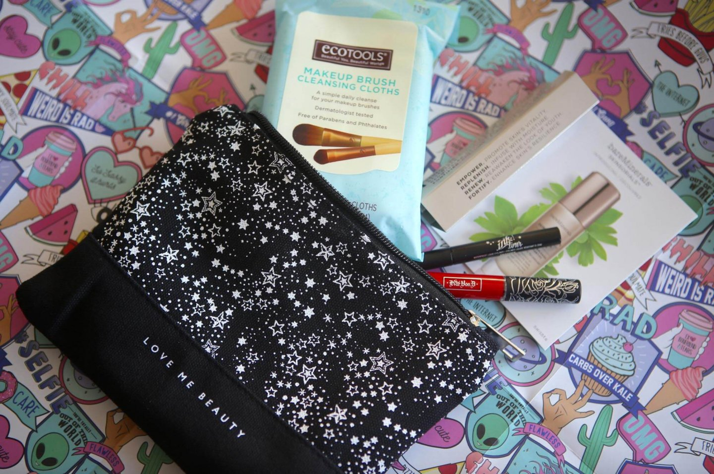 Introducing Love Me Beauty, The Brand New Beauty Box