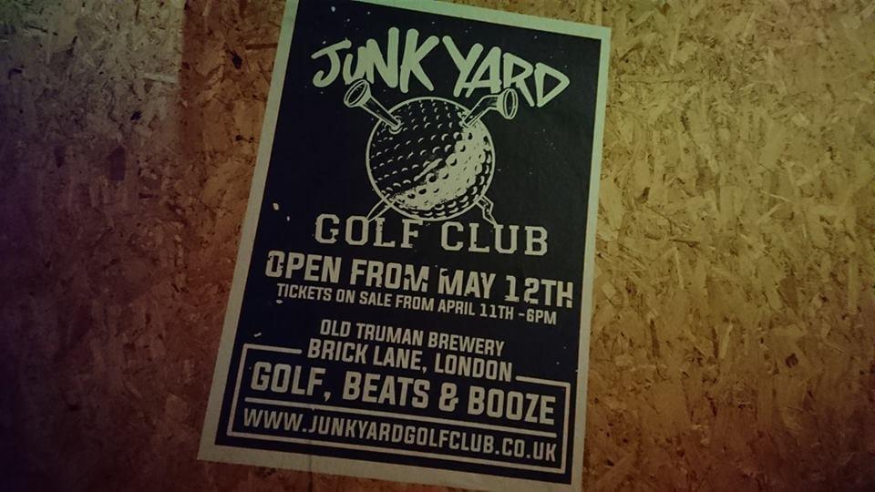 Cocktails And Golf At Junkyard Golf
