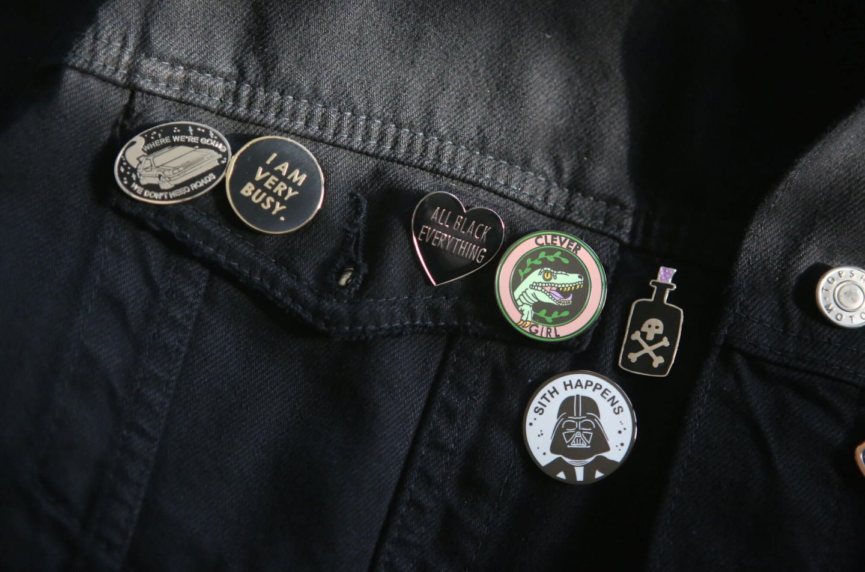 Customizing My Denim Jacket