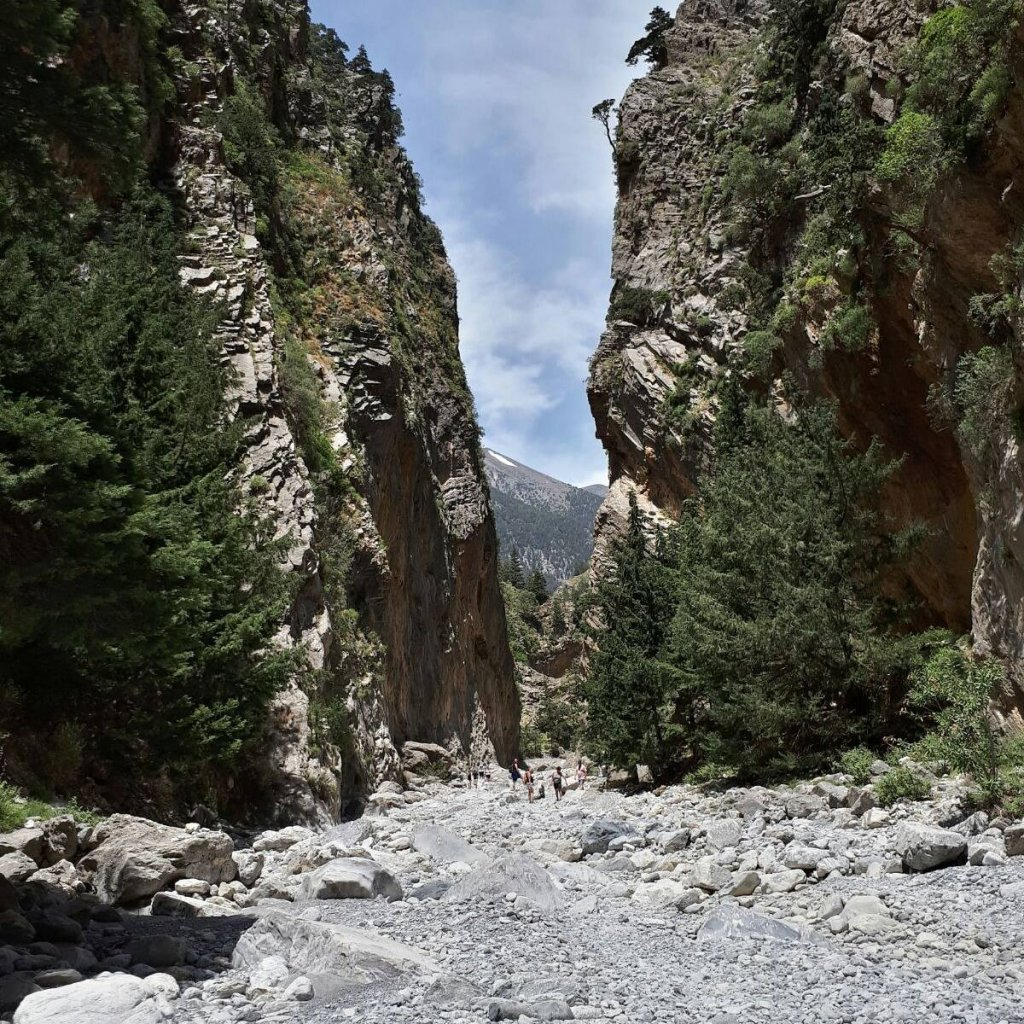 Ten Tips If You're Planning To Trek The Samaria Gorge In Crete