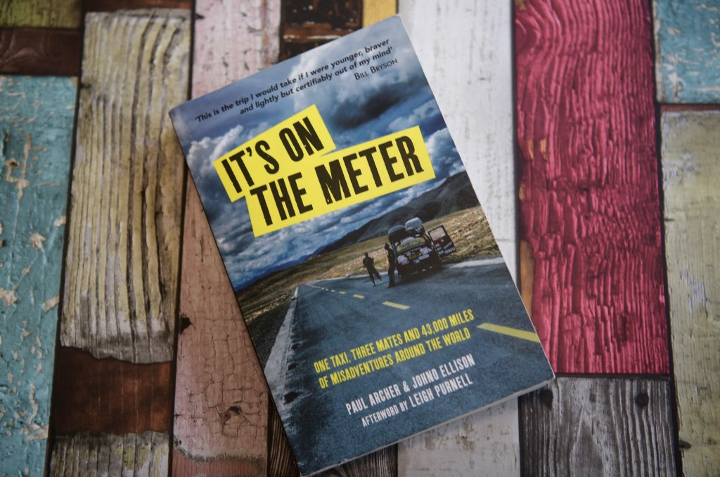 Travel Book - It's On The Meter