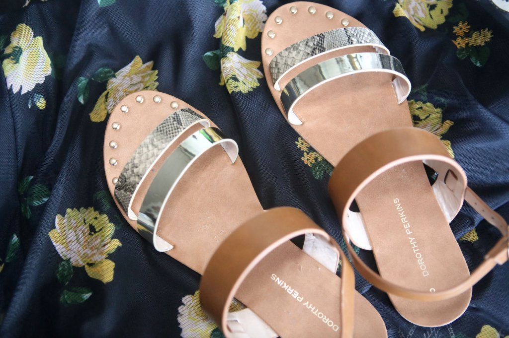 Holiday Essentials Sandals