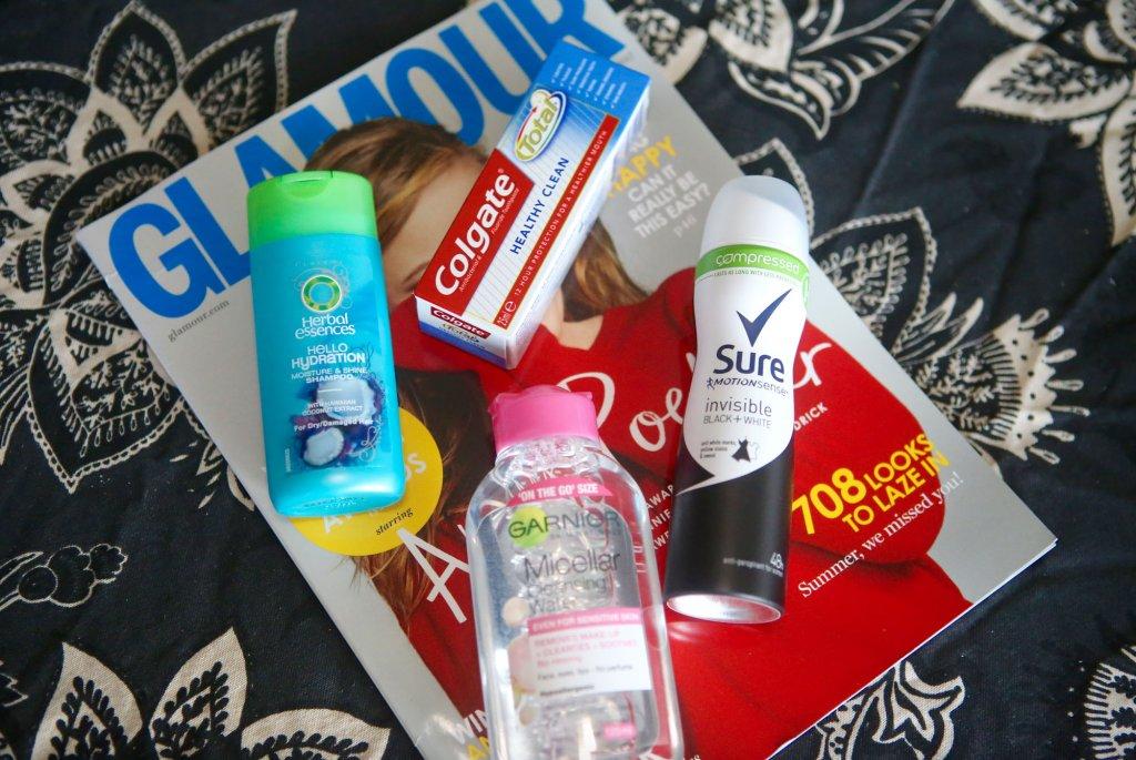 Holiday Essentials Toiletries