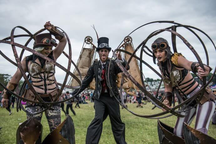 Seven Download Festival Highlights From Music To Food