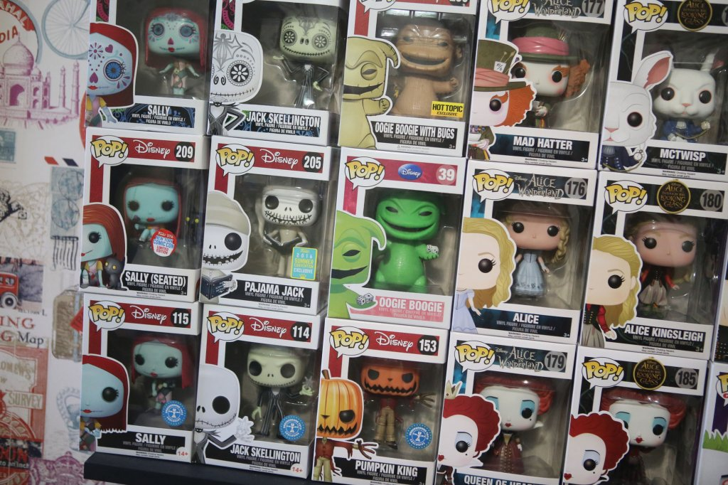 Pop Vinyl Nightmare