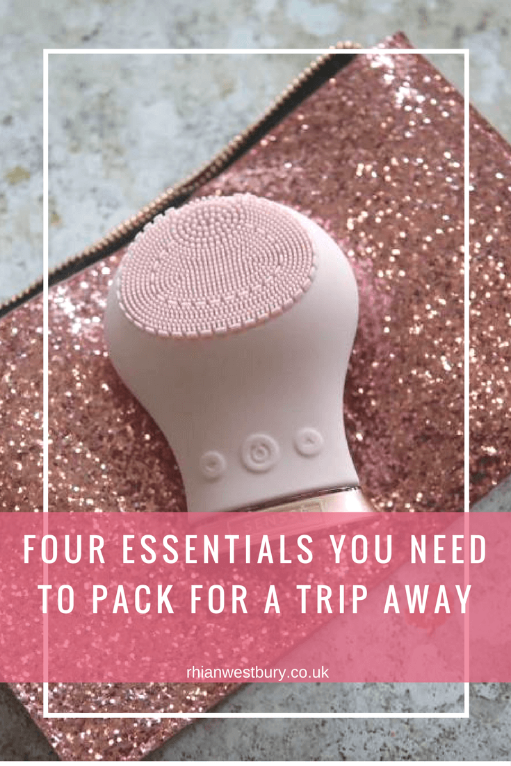 Here are Four Essentials You Need To Pack For A Trip Away