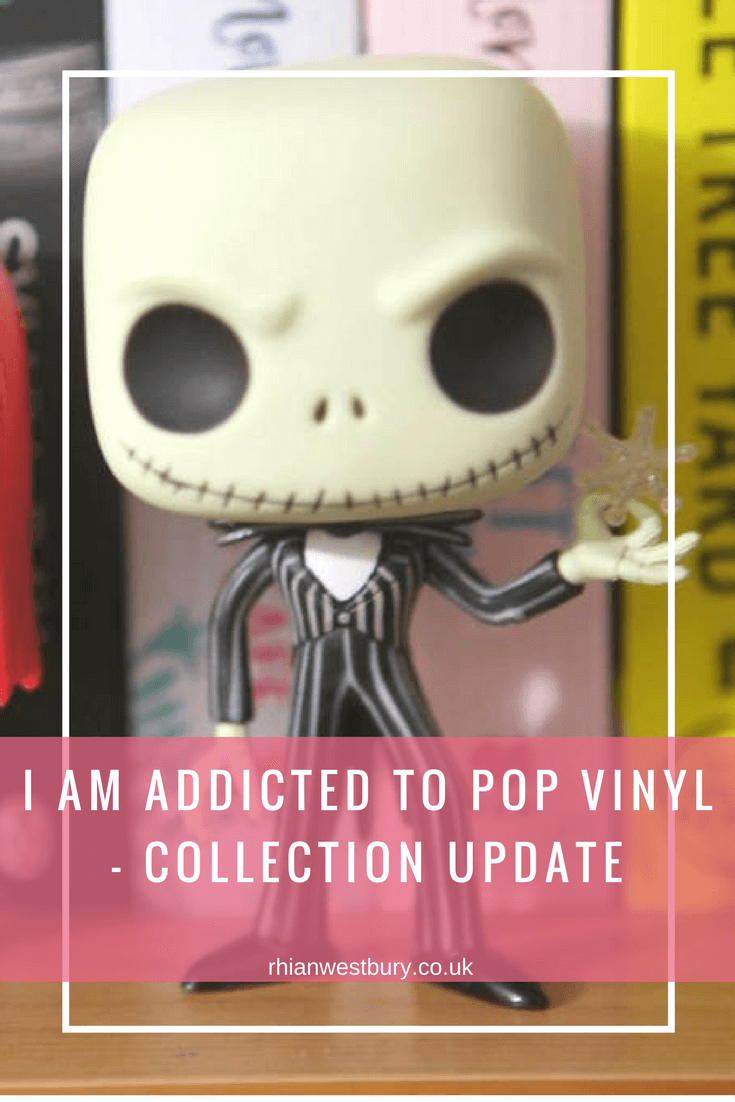 I Am Addicted To Pop Vinyl, are you?! This is my Collection Update