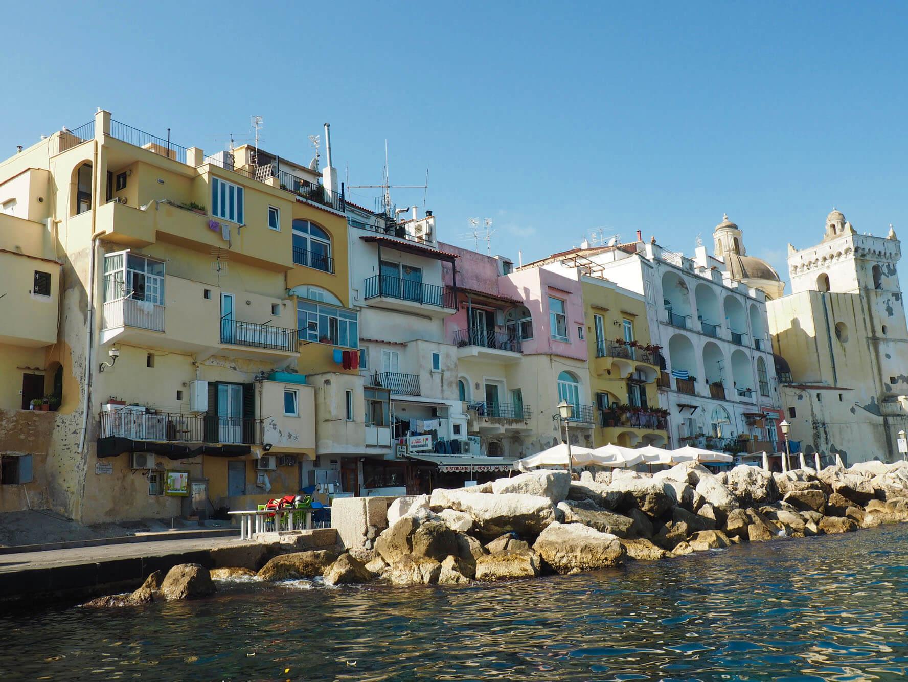 Ischia Boat Views 3