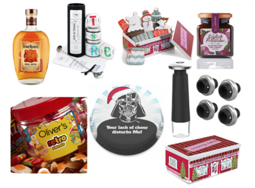 Christmas Gift Guide For Food and Drink Lovers | 2017