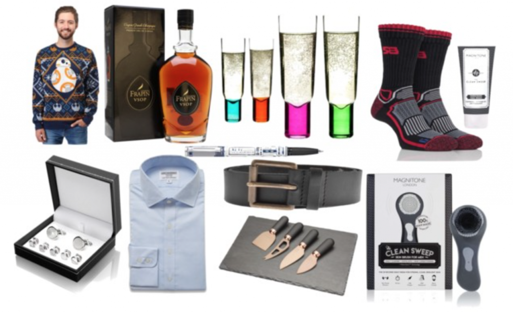 Christmas Gift Guide For Dads   2017