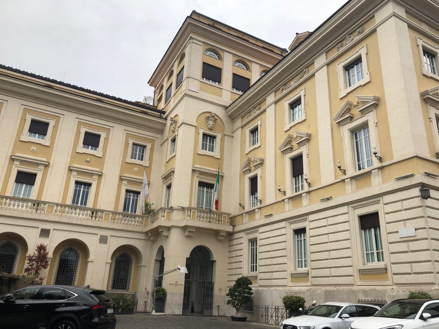 The Best Hotel Base In Rome At The Palazzo Montemartini
