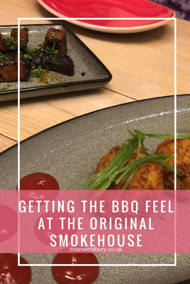 Getting The BBQ Feel At The Original Smokehouse