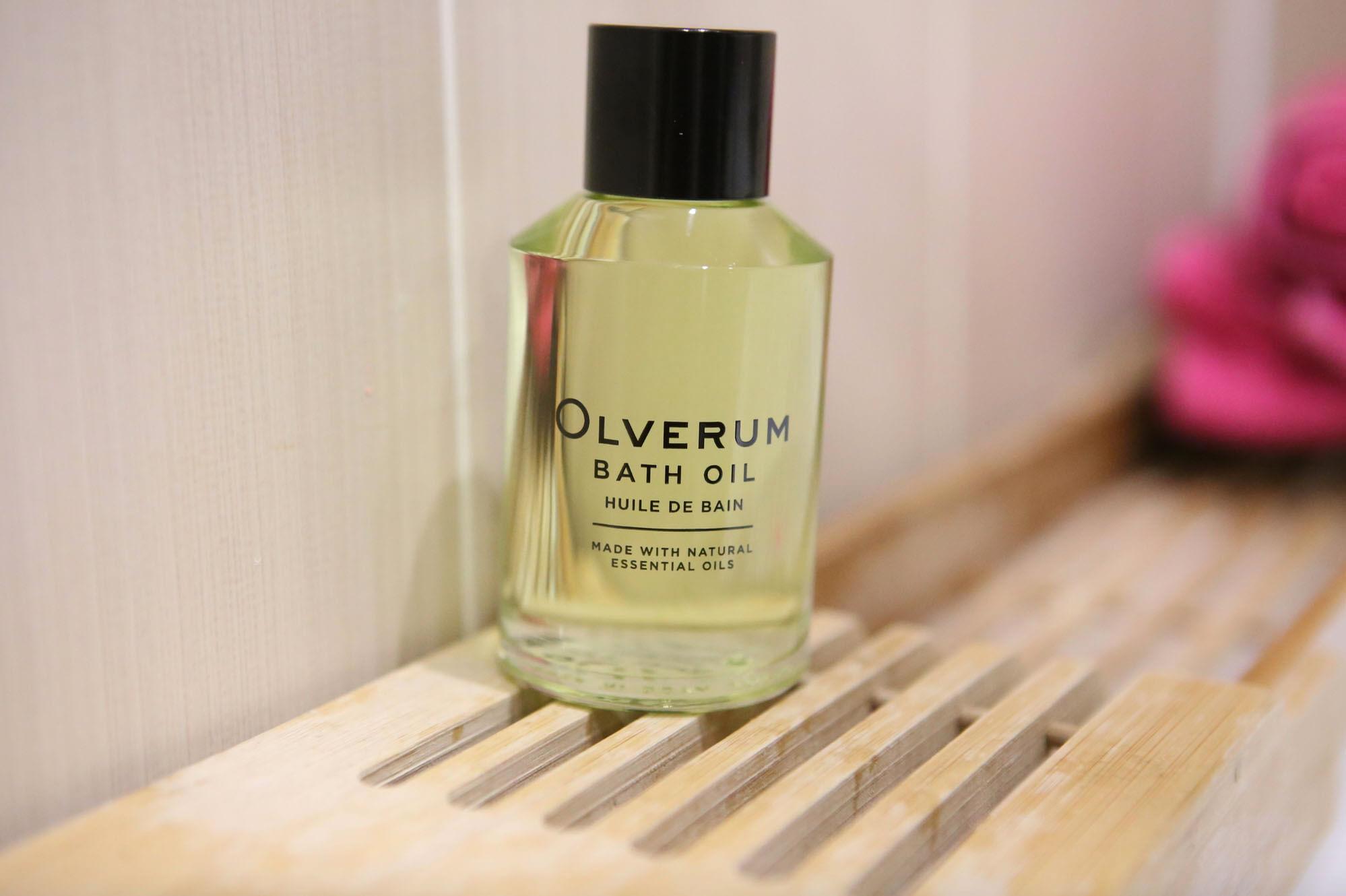 Olverium Bath Oil