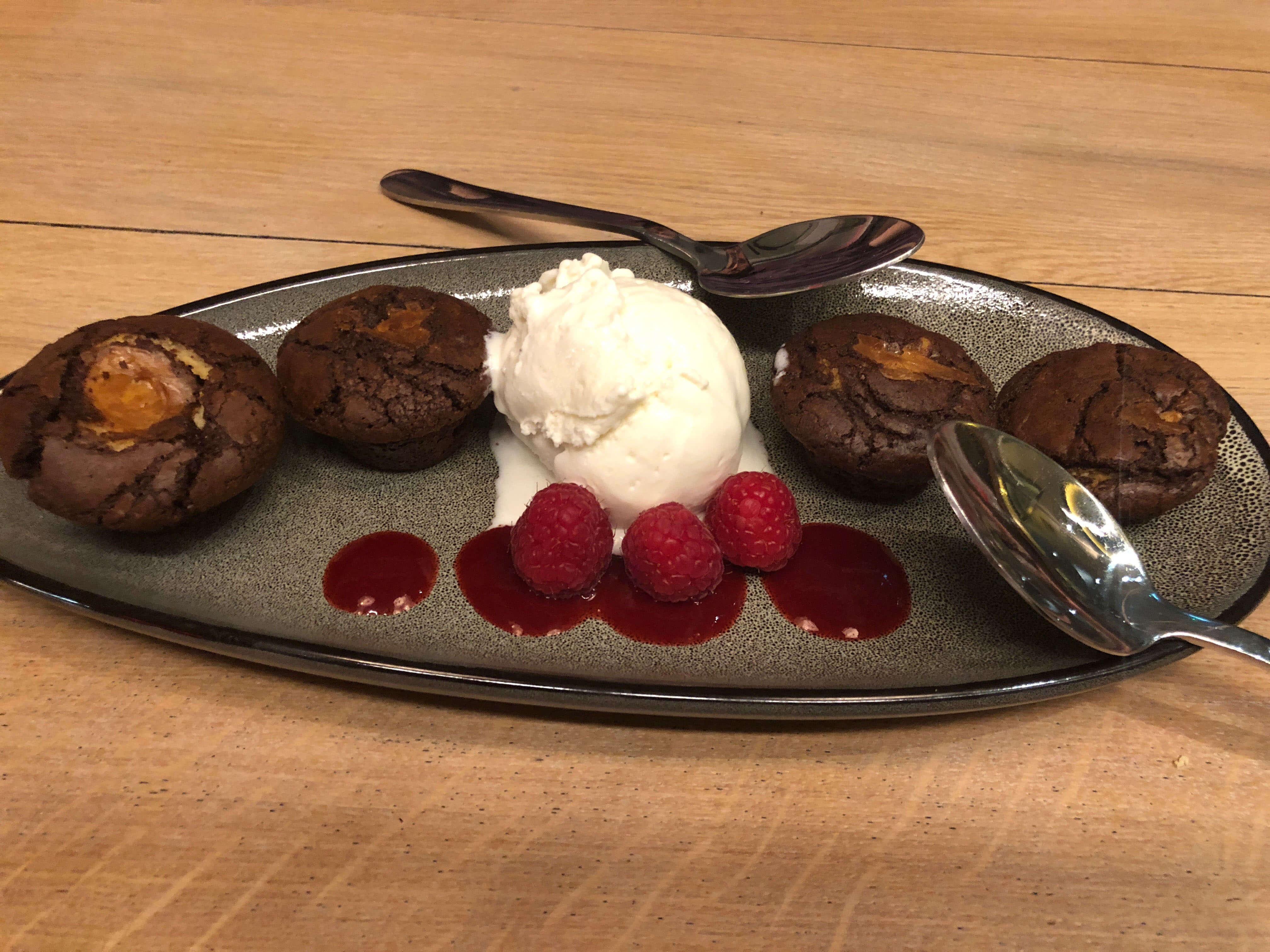 Original Smokehouse - Dessert