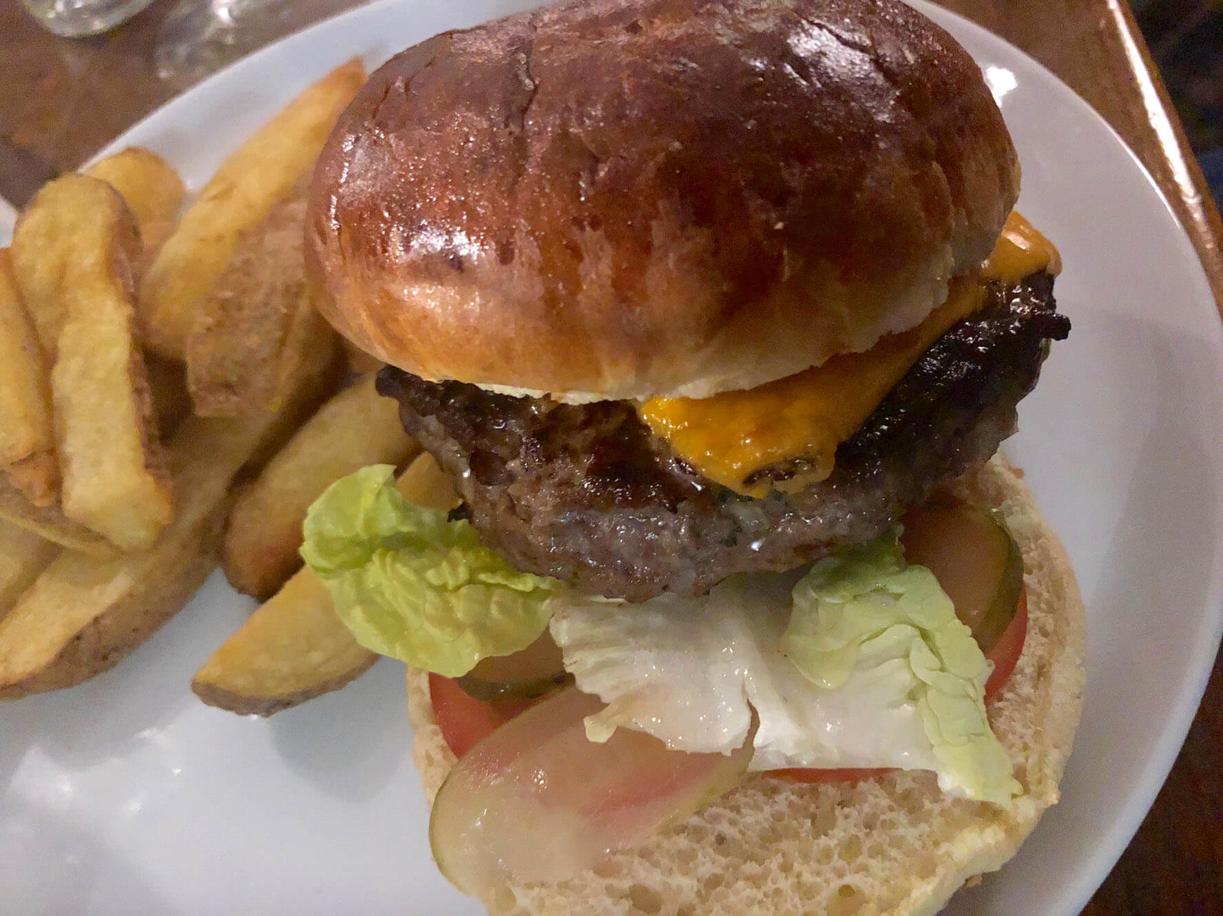 Great Northern Pub Burger