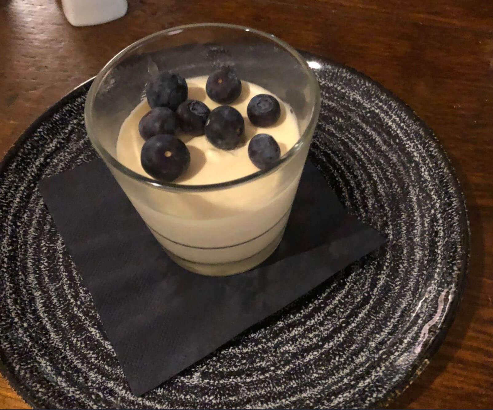 Great Nothern Pub Dessert
