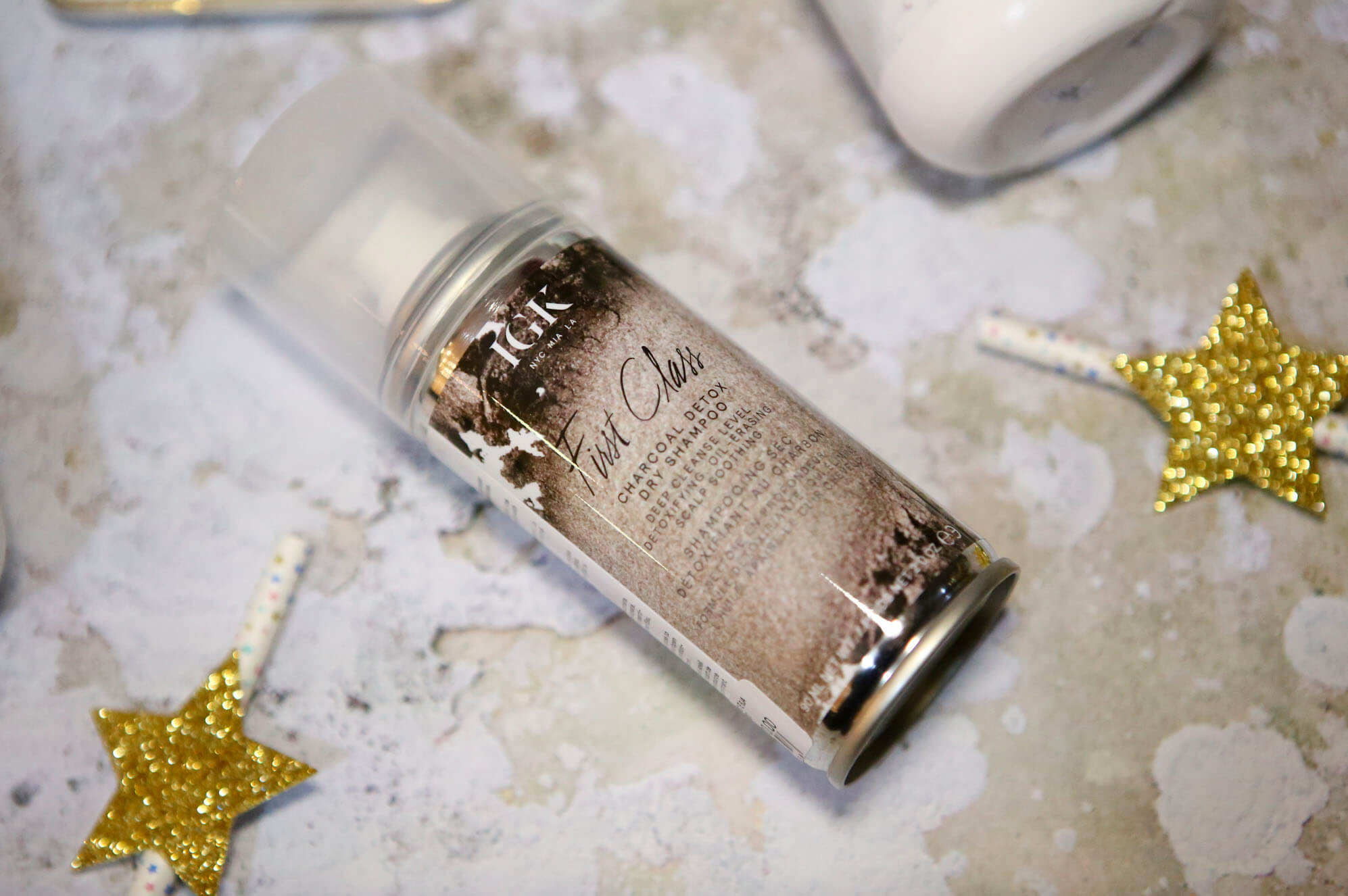 IGK Dry Shampoo