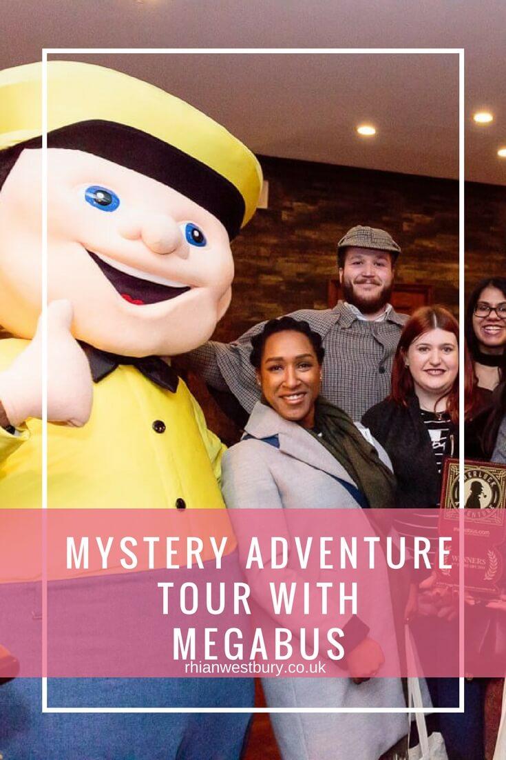 Mystery Adventure Tour With Megabus