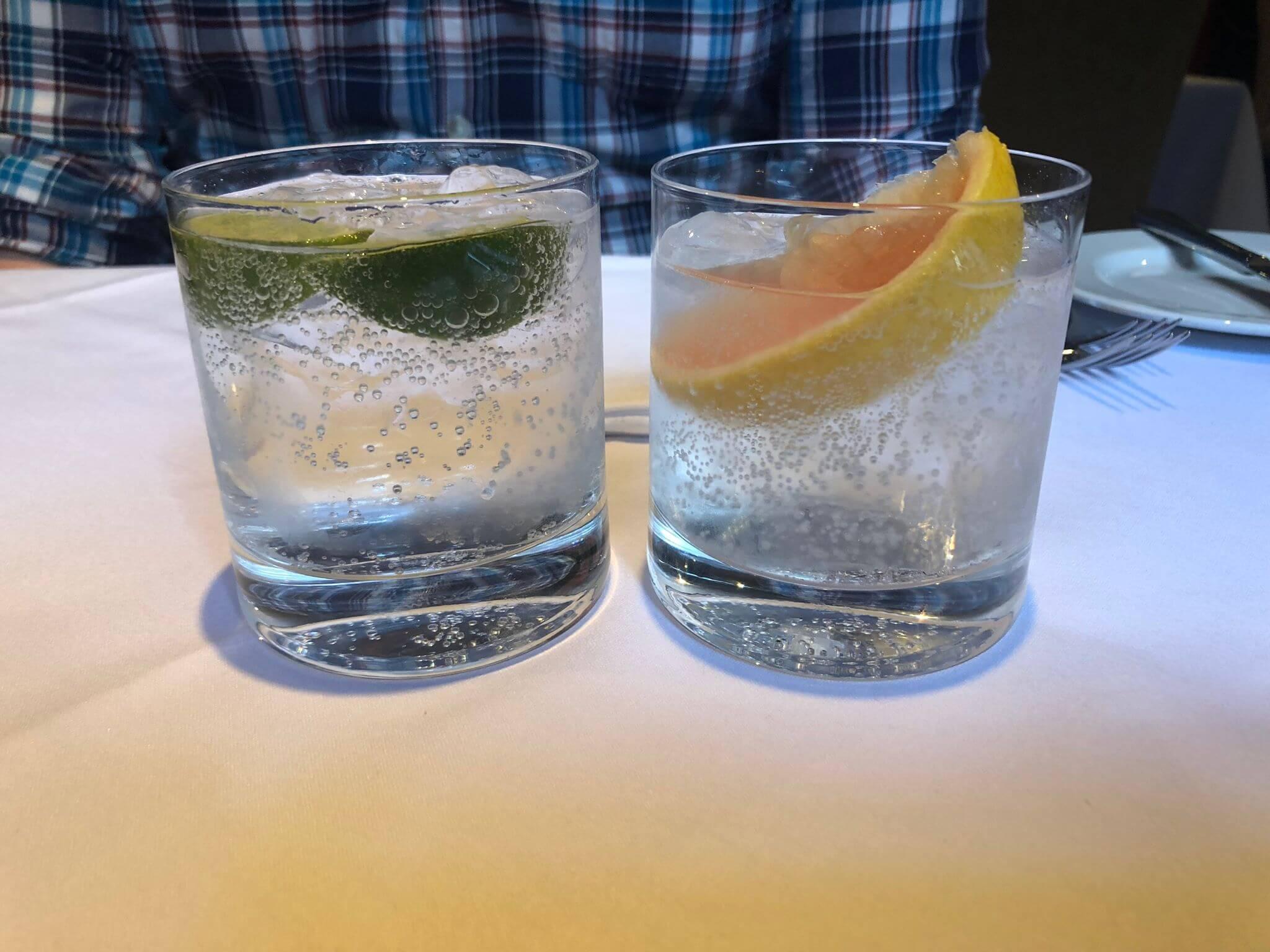 stockbridge restaurant - gin