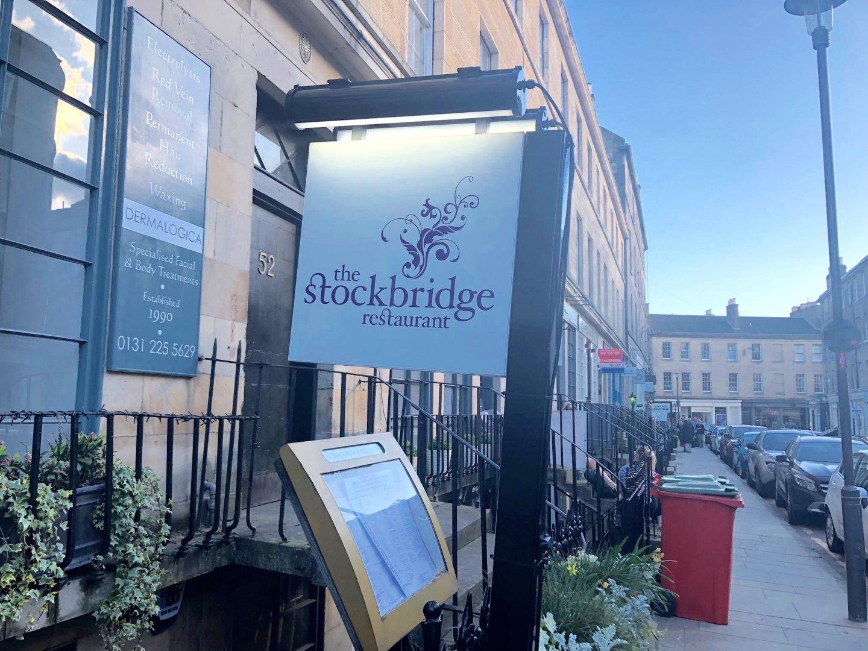 Fine Dining In Edinburgh At The Stockbridge Restaurant