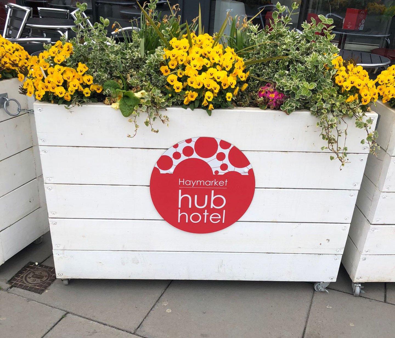 Haymarket Hub Hotel – A Central Base Point For Your Trip To Edinburgh
