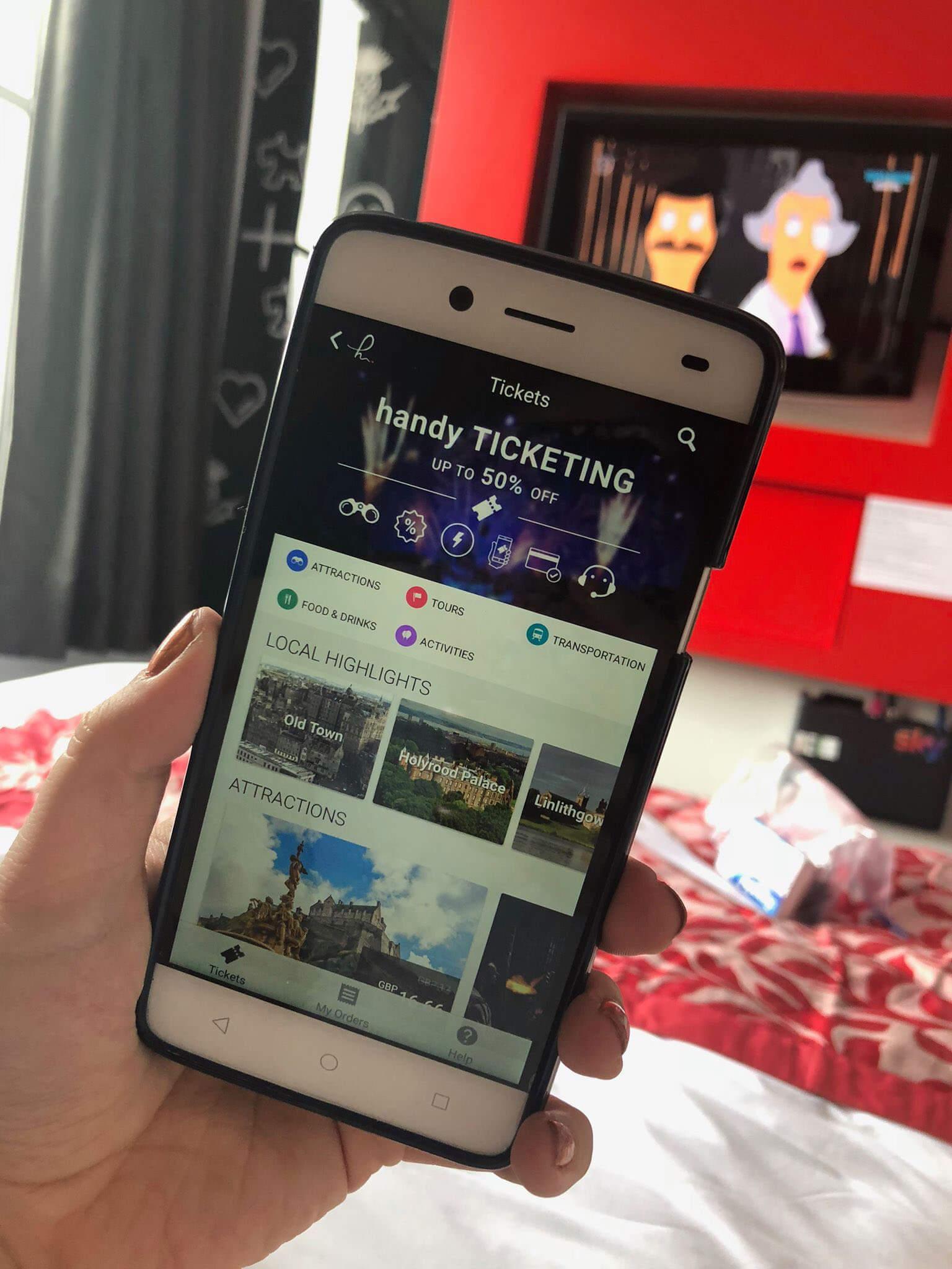 Haymarket Hub - Smart Phone