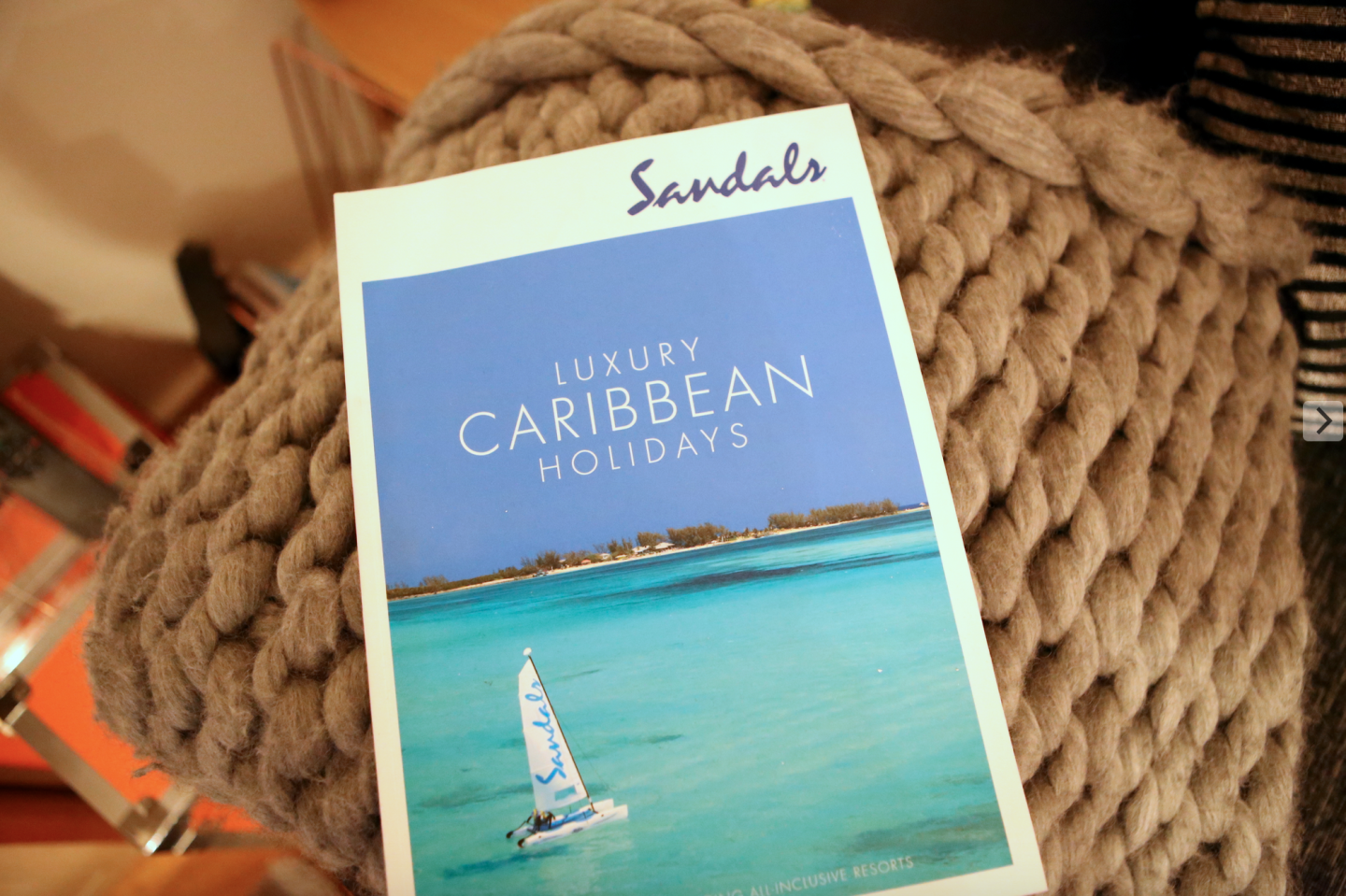 Thinking Ahead To My Sandals Resort Visit