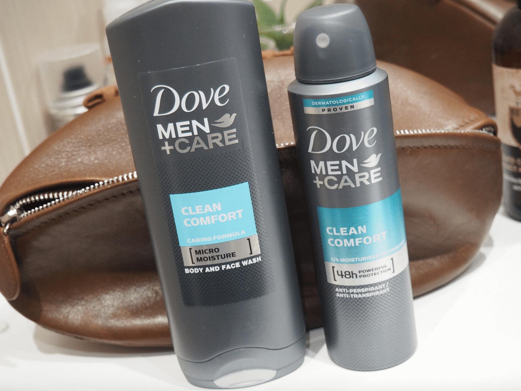 dove men skincare