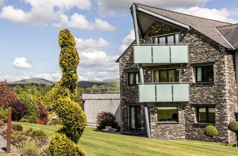 the golf apartment the lake district
