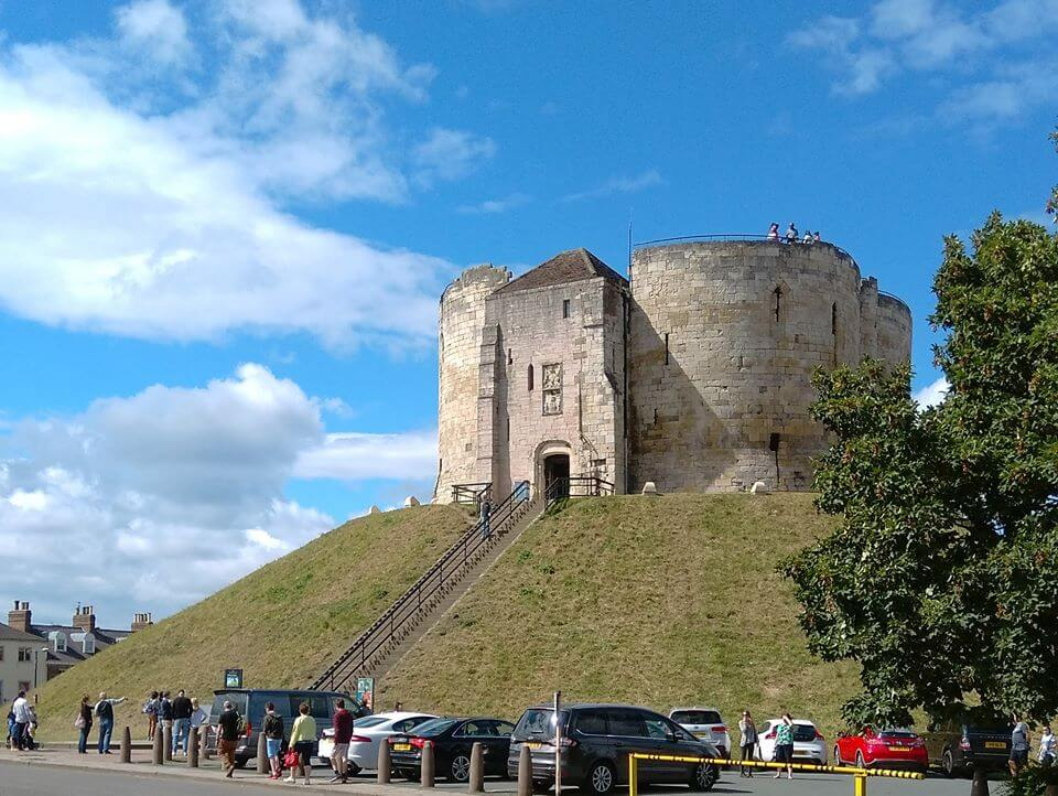 clifford tower view point
