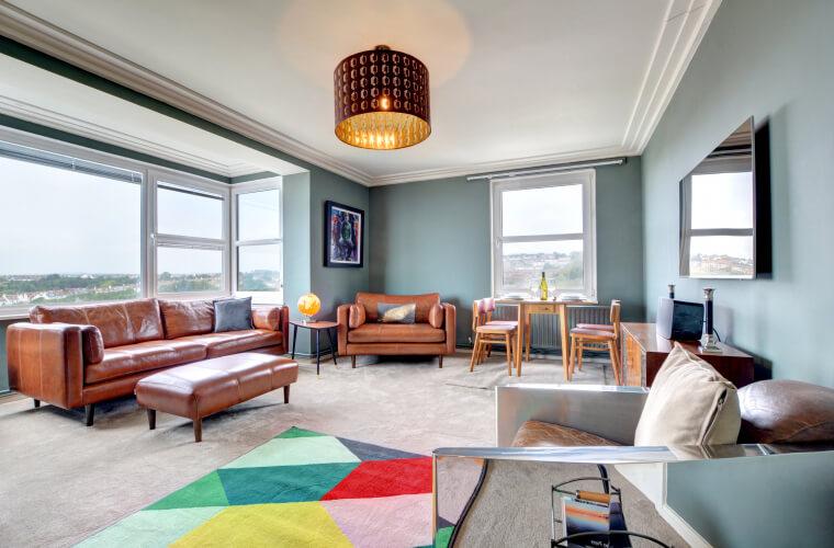 brighton penthouse